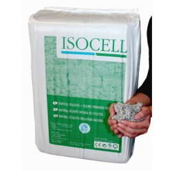 Ouate de cellulose - Isocell