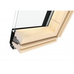 Fenêtre de toit à rotation - 134x98 cm - Roto Q4