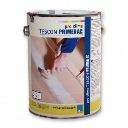 Tescon Primer RP - Réaliser une étanchéité à l'air sur béton ou une étanchéité à l'eau sur fibre de bois