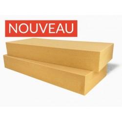 Thermoflex - GUTEX - Fibre bois souple - Laine de bois - Très Bonne qualité - Economique