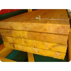 Traitement CL2 du bois par aspersion ou trempage - Au m3
