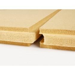 Fibre bois rigide pour bardage ou toiture - Multitherm - GUTEX