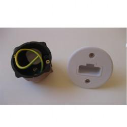 Applique DCL faradisée, blindée, étanche - 67 x 40mm - Flex-A-Ray